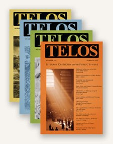 Subscribe to Telos