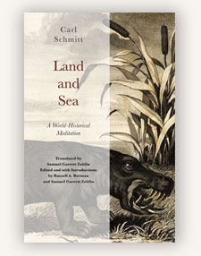 Carl Schmitt, Land and Sea